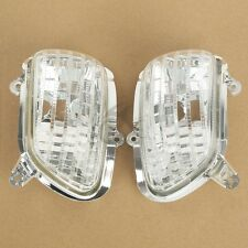Clear Front Turn Signal Lights Lens Shell For Honda Goldwing GL1800 2001-2014 13