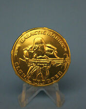 GALACTIC MARINE - Star Wars The T.A.C. Gold Collector Coin Clone Trooper #02