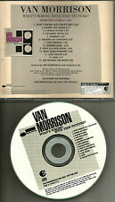 VAN MORRISON What's Wrong With This Picture ADVNCE PROMO DJ CD USA 2003 MINT
