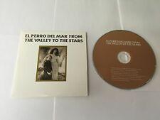 El Perro Del Mar – From The Valley To The Stars Memphis Industries PROMO CD