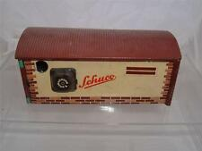 SCHUCO MAGICO 500 TINPLATE GARAGE VINTAGE IDEAL IF YOU HAVE A CAR TO FIT IT !!!