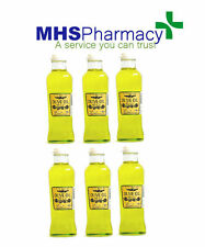 6 x 185ml Olive Oil Gentle Softening Eardrops for Ear Wax Removal