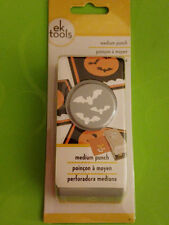 EK Tools Brand -- Bats Medium Paper Punch -- Halloween -- NEW (#1805)