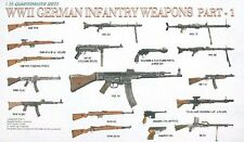 Dragon 1/35 #3809 German Infantry Weapons Part.1