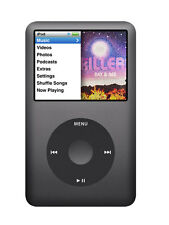 Apple iPod Classic 7th Generation Black (160 GB) (Latest Model)