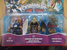 Skylanders Trap Team Mirror of Mystery Adventure Pack Combined P&P UK & EU only