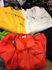 SERGIO TACCHINI jackets polyester jackets vintag THREE COLOURS SM/MED LARGE £25
