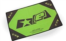 Eclipse MicroFiber lens Cloth by Exalt - Green - Players Size - Paintball