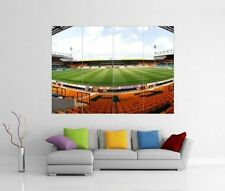 NORWICH CITY FC CARROW ROAD GIANT WALL ART PRINT PICTURE PHOTO POSTER J198