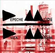 DEPECHE MODE Delta Machine Deluxe Edition 2CD BRAND NEW Digipak 28 Page Booklet