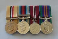 Iraq Op Telic, Afghanistan, Diamond Jubilee, ACSM Medal Court Mounted, Full Size