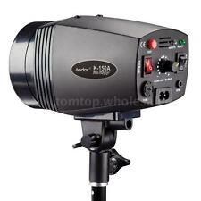 Godox Master K-150A 150W Studio Strobe Compact Flash Lamp for Photography S8C3