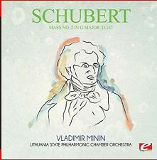 Mass No. 2 In G Major D.167 - Schubert (2015, CD NEUF)