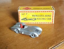 Morestone budgie No.7 Mercedes Benz Racing Car very near mint boxed dinky