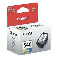 Canon CL-546 CL546 Color PIXMA Genuine Original Brand New Ink Cartridge Colour !