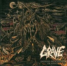 GRAVE - ENDLESS PROCESSION OF SOULS - CD