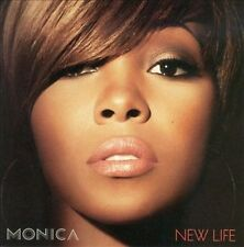 New Life by Monica (CD, Apr-2012, RCA) SEALED
