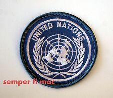 UNITED NATIONS PATCH 193 MEMBERS HQ NEW YORK CITY USA PRESIDENT FDR WWII WOW!!