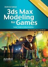 3ds Max Modeling for Games: Volume II: Insider's Guide to Stylized Modeling, Gah