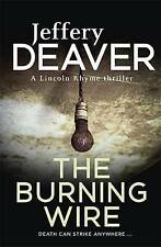 The Burning Wire by Jeffery Deaver (Paperback, 2011) New Book