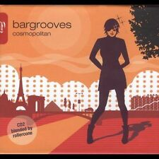 BARGROOVES Cosmopolitan 2 CD Set ( EDM, House, Dub, Remix )