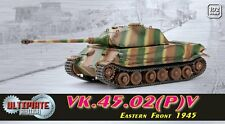 Dragon Ultimate Armor 1/72 Scale VK.45.02(P)V, Eastern Front 1945 Tank 60587