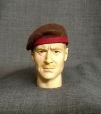 Banjoman 1:6 Scale Custom Made Beret - 11th Hussars ' The Cherry Pickers '