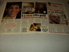 H118 GREGORY LEMARCHAL GERARD LOUVIN  '2007 FRENCH CLIPPING