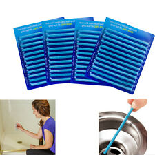 12 Pack Sani Cleaing Sticks -Keep Your Drains Pipes Clear and Odor-Free Gadgets