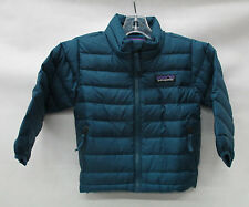 Patagonia Baby Down Sweater Jacket 60519 Deep Sea Blue Size 18 Months