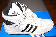 adidas Originals Pro Conference Hi, weiß schwarz D65934, Gr. 9,5 - 44 - Neu!