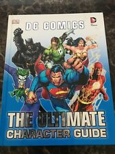 DC Comics The Ultimate Character Guide 2013