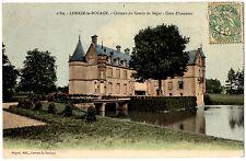 CPA 77 - LORREZ LE BOCAGE (Seine et Marne) - 2bis. Château du Comte de Ségur