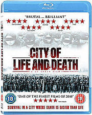 CITY OF LIFE AND DEATH   BLU-RAY  BRAND NEW