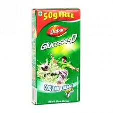 Dabur Glucose-D Cooling Energy Vitamin D & Calcium -125 gm