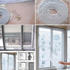 Hot Sell Insect Window Screen Mesh Guard Net Mosquito Door Trap DIY Curtains S35