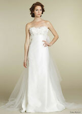 Tara Keely 2207 Authentic Sample Wedding Gown