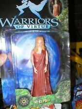 WARRIORS OF VIRTUE HARD TO FIND ELYSIA MINT ON CARD