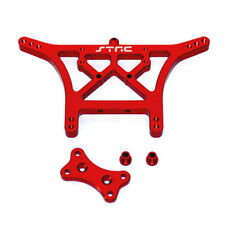 STRC Slash Rustler Rear Shock Tower Aluminum Red ST3638R
