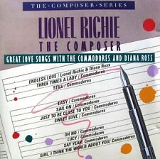 Lionel Richie Composer-Great lovesongs with the Commodores & Diana Ross (.. [CD]