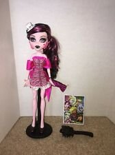Monster High Dawn of the Dance Draculaura DISCONTINUED