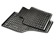 2015 2016 AUDI Q3 ALL  WEATHER RUBBER MATS  FRONT AND REAR