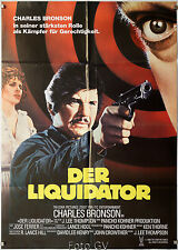 Der Liquidator|The Evil That Men Do 1984 Charles Bronson Filmplakat Lager.R