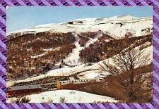 CPM 63 - SUPER-BRESSE la station et les champs de neige