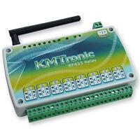 KMTRONIC RF433MHz 8 Kanal Relai Relaiskarte (relaisplatine) 12V
