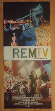 Music Poster Promo R.E.M TV by MTV