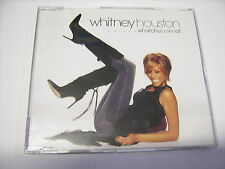 Whitney Houston - Whatchulookinat - CD Maxi-Single - Funk / Soul, Hip Hop