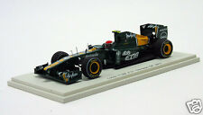 S3021 Spark Lotus T128 Jarno Trulli F1 Formula One Car China GP 2011 1:43 Scale