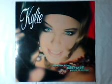 "KYLIE MINOGUE Better the devil you know 12"" UK STOCK AITKEN & WATERMAN"