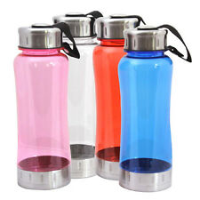 Sports Hydration Bottle BPA-Free w. Fliptop by Home Basics